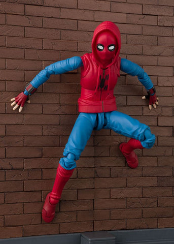 SPIDER-MAN HOMECOMING BANDAI S.H. FIGUARTS TAMASHI ACT WALL