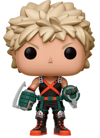 PREORDER - POP! FUNKO MY HERO ACADEMIA Animation Vinyl Figure Katsuki 10 cm
