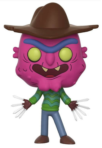 PREORDER POP! FUNKO RICK & MORTY SCARY TERRY