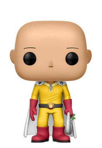 PREORDER - POP! FUNKO One-Punch Man  Animation Vinyl Figure Saitama
