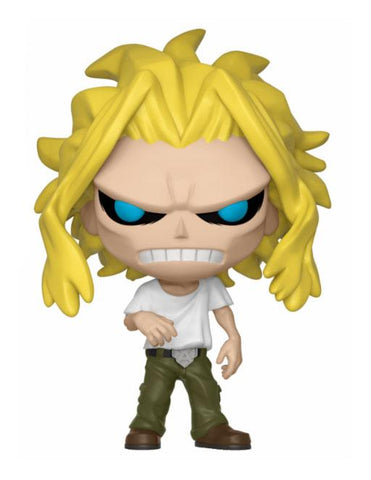 PREORDER - POP! FUNKO MY HERO ACADEMIA Animation Vinyl Figure All Might (Weakened)