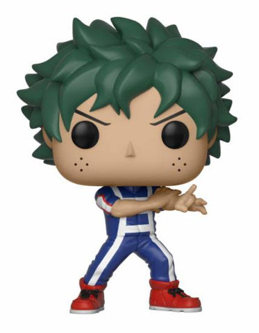 PREORDER - POP! FUNKO MY HERO ACADEMIA Animation Vinyl Figure Deku (Training)