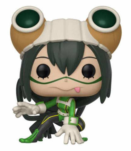 PREORDER - POP! FUNKO MY HERO ACADEMIA Animation Vinyl Figure Tsuyu