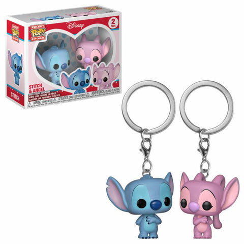 PREORDER - POP! FUNKO Lilo & Stitch 2 pack lovers  Stitch & Angel