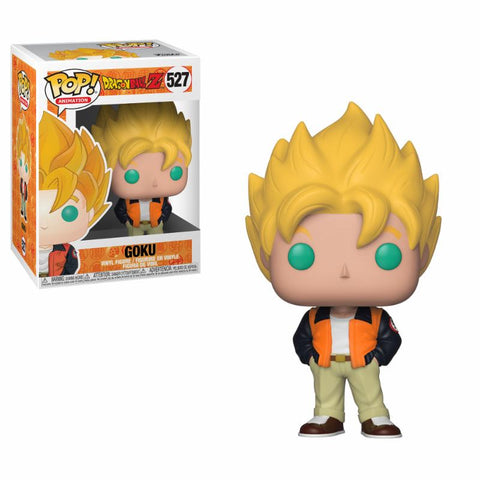 POP! FUNKO Dragon Ball Z  Animation Vinyl Figure Goku (Casual)