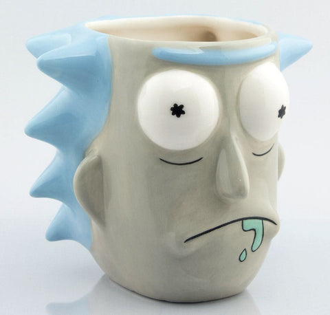PREORDER RICK & MORTY 3D MUG