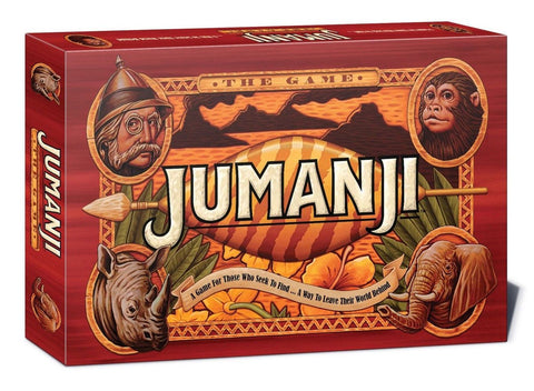 PREORDER - Jumanji Board Game *English Version*