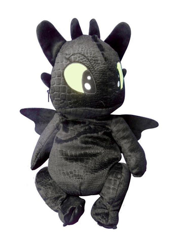 Preorder - How to Train Your Dragon 3 Plush Backpack Toothless