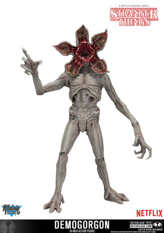 STRANGER THINGS DEMOGORGON MCFARLANE 25 CM