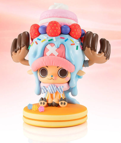 PREORDER One Piece Portrait Of Pirates PVC Statue Tony Tony Chopper Ver. OT 11 cm