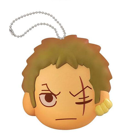 PREORDER One Piece Fluffy Squeeze Anti-Stress MEGAHOUSE 8 cm ZORO