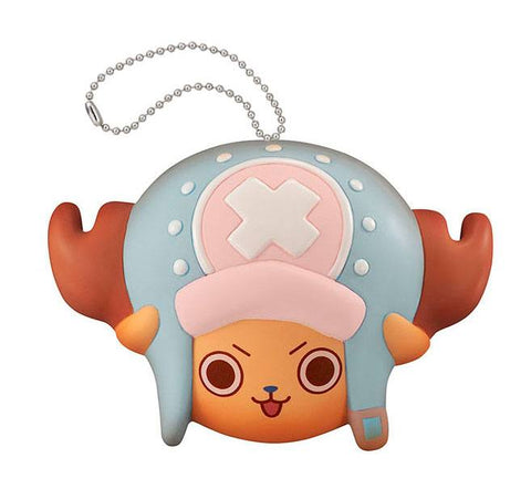 PREORDER One Piece Fluffy Squeeze Anti-Stress MEGAHOUSE 8 cm CHOPPER