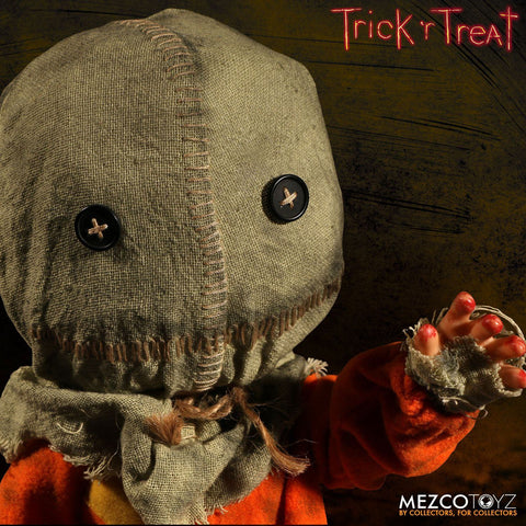 TRICK 'R TREAT SAM MEGA SCALE MEZCO