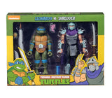 PREORDER - Teenage Mutant Ninja Turtles Action Figure 2-Pack Leonardo vs Shredder