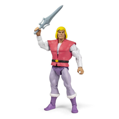 PREORDER Masters of the Universe Classics Action Figure Club Grayskull Wave 4 Prince Adam 18 cm