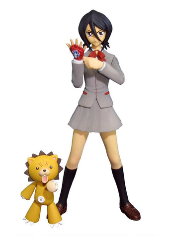 PREORDER - Bleach Action Figure Rukia Kuchiki