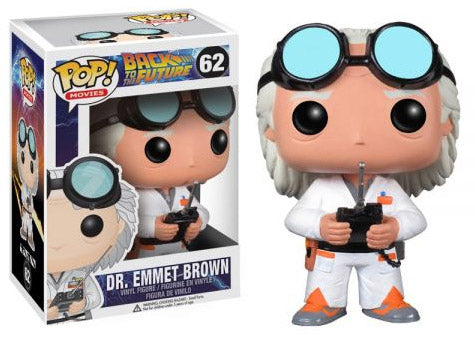 PREORDER - POP! FUNKO Back to the Future POP! Vinyl Figure Doc Brown