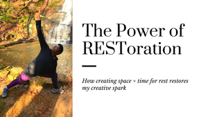 The Power of RESToration
