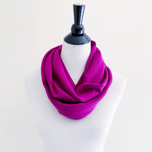 Infinity Scarf - Berry