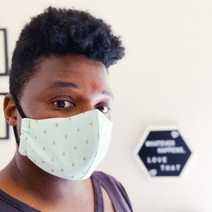 Face Mask - Stacey Abrams