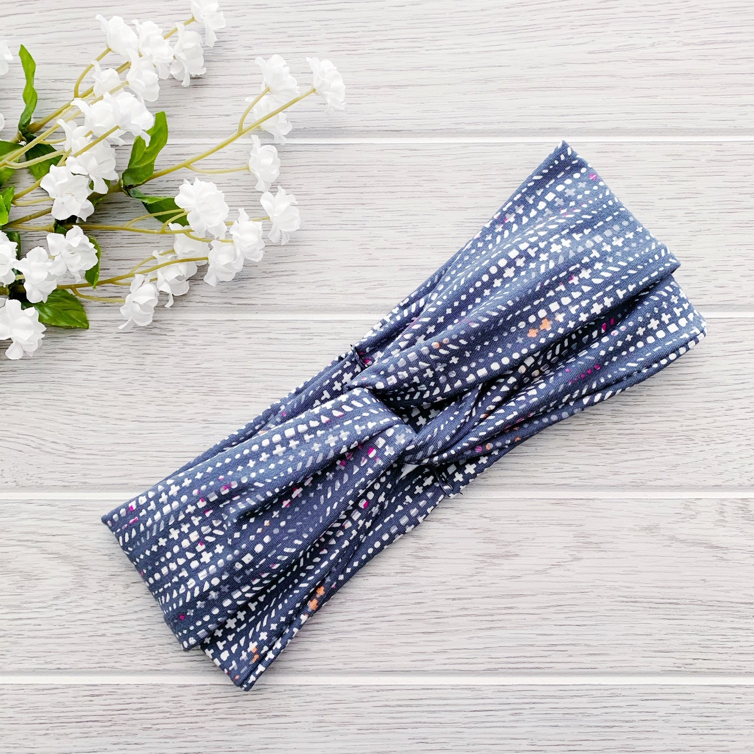 Twist Headband - Gradient Print