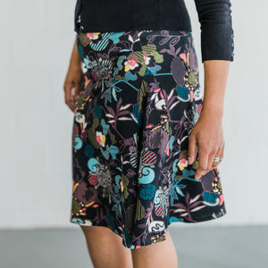 Bioluminescence Midi Skirt