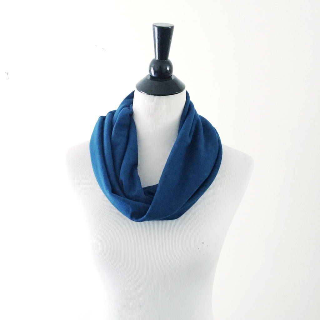 Infinity Scarf - Teal
