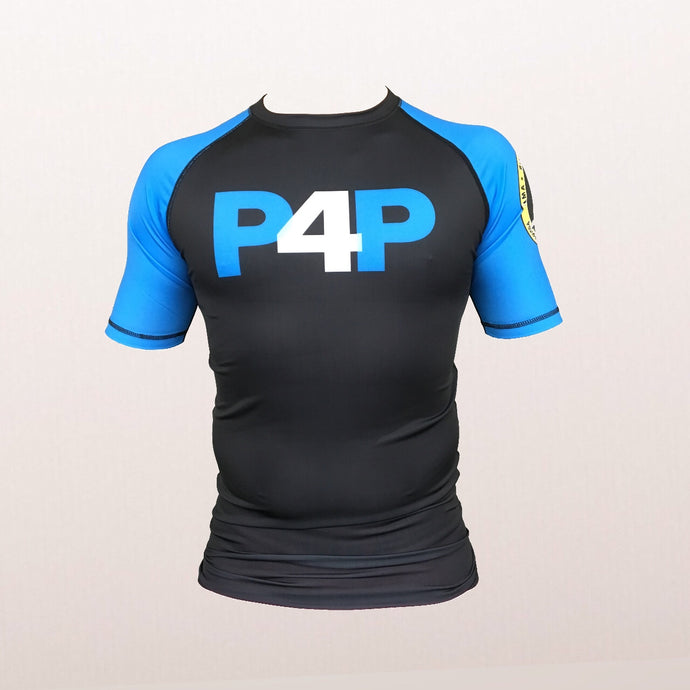P4P KINGZ Competitor P4P Rash Guard