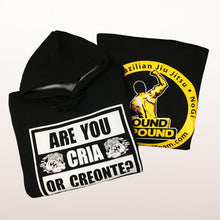 are you cria or creonte hoodie black