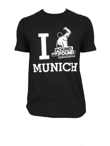 I LOVE MUNICH T-Shirt