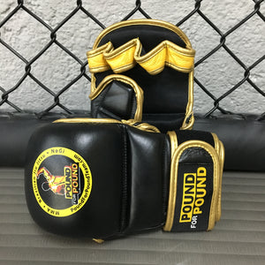 Pound for Pound MMA Gloves Black