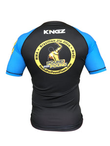 P4P KINGZ Competitor Rash Guard