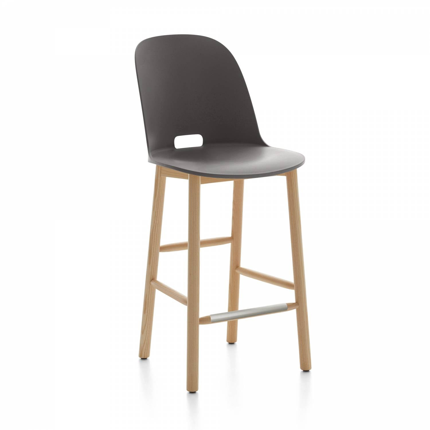 Alfi High Back Counter Stool