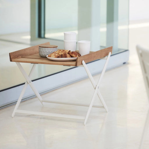 Rail Folding Tray Table