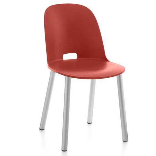 Alfi High Back Aluminum Chair