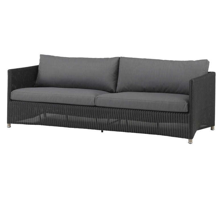 Diamond Weave 3-Seater Sofa