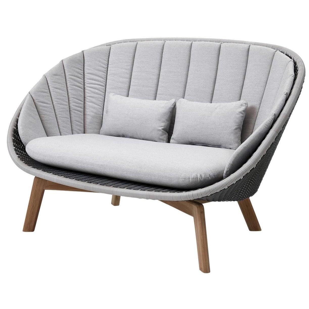 Peacock 2-Seater Sofa