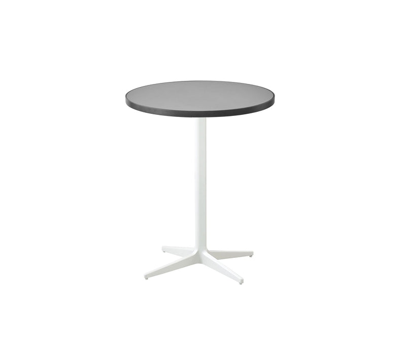 Drop Round Cafe Table