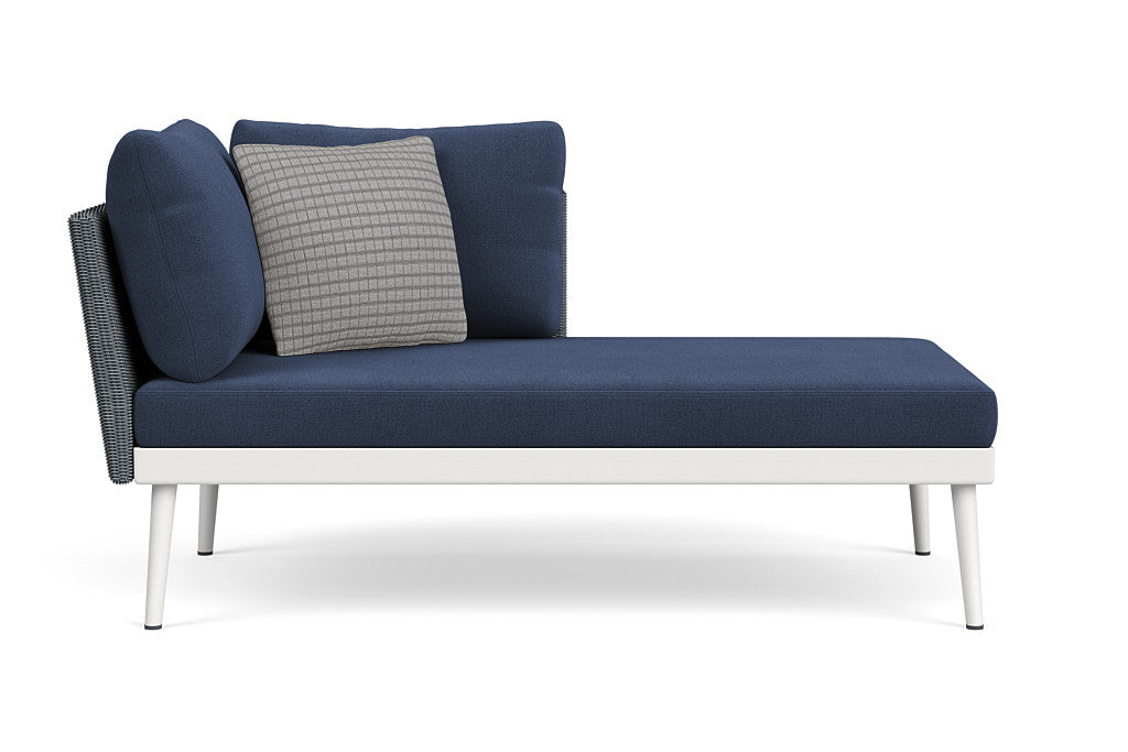 20 Twenty Right Arm Chaise