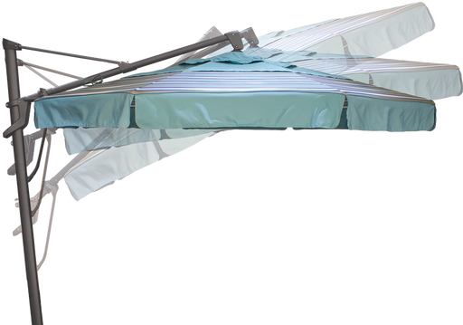 11' AKZ Plus Cantilever Umbrella