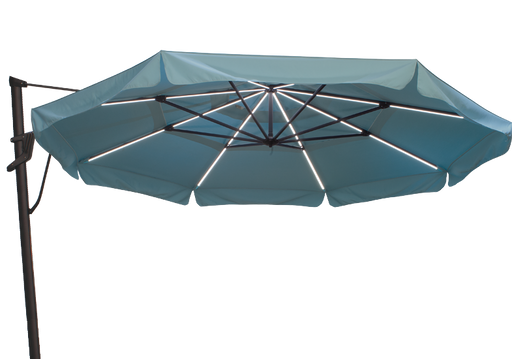 13' Starlux AKZ Plus Cantilever Umbrella
