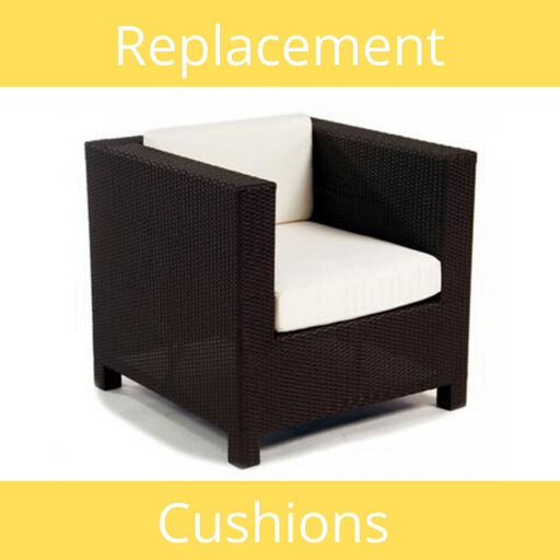 Arm Chair Sunbrella Replacement Cushions