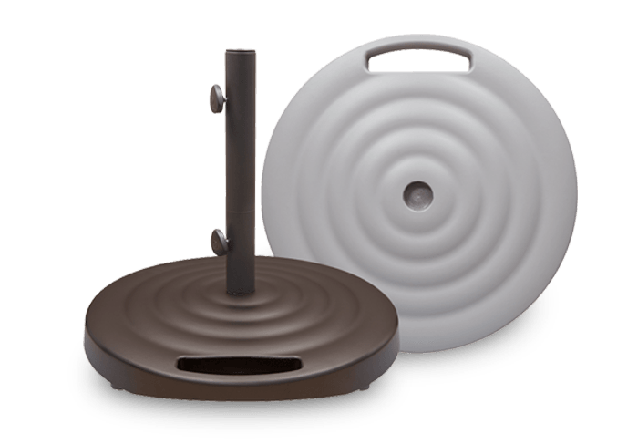 Monaco Round Umbrella Base