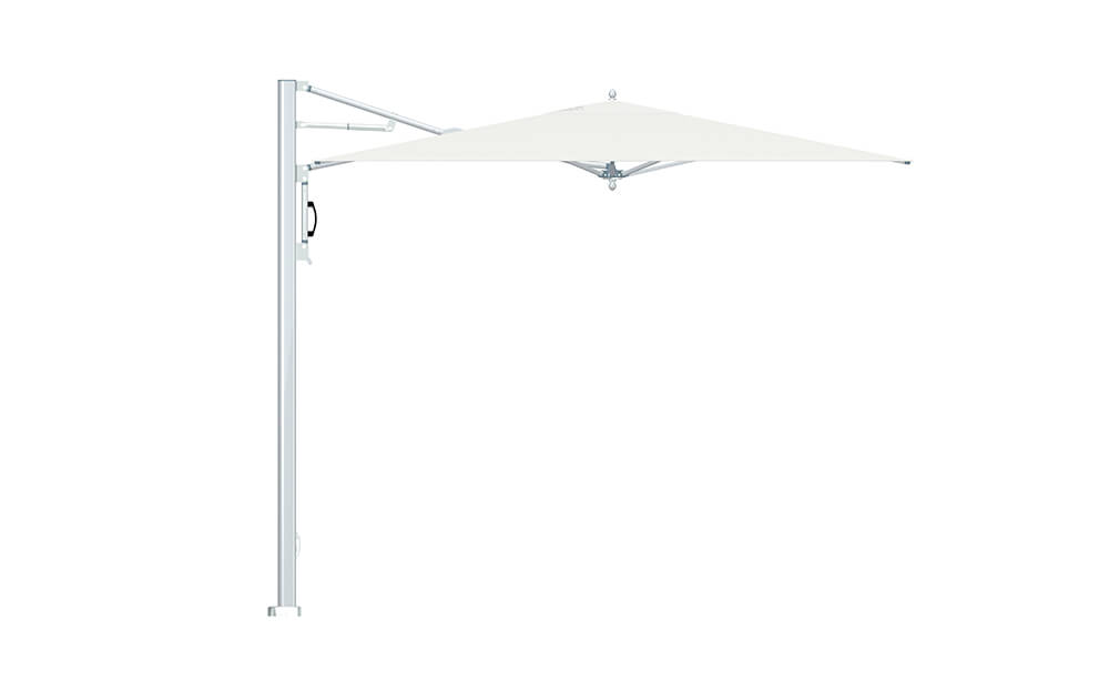 Bay Master Single Cantilever Square Umbrella