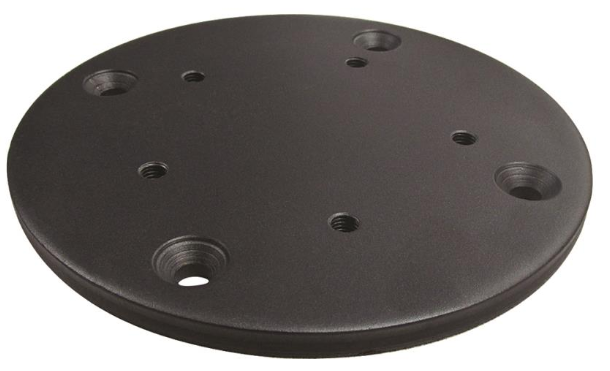 Geomet Steel Base with Adapter Plate