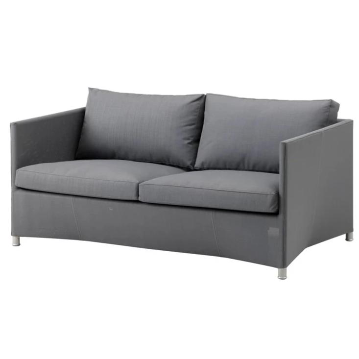 Diamond Tex 2-Seater Sofa
