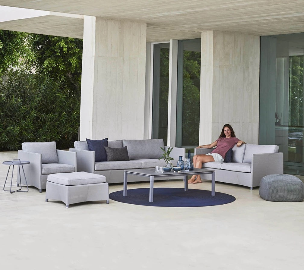 Diamond Tex 3-Seater Sofa