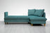 Flipper Full XL Sectional Sleeper Easy Deluxe Mechanism