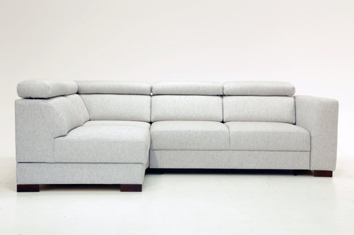 Halti Sectional Sleeper with Move Mechanism in Fun 496 Stone