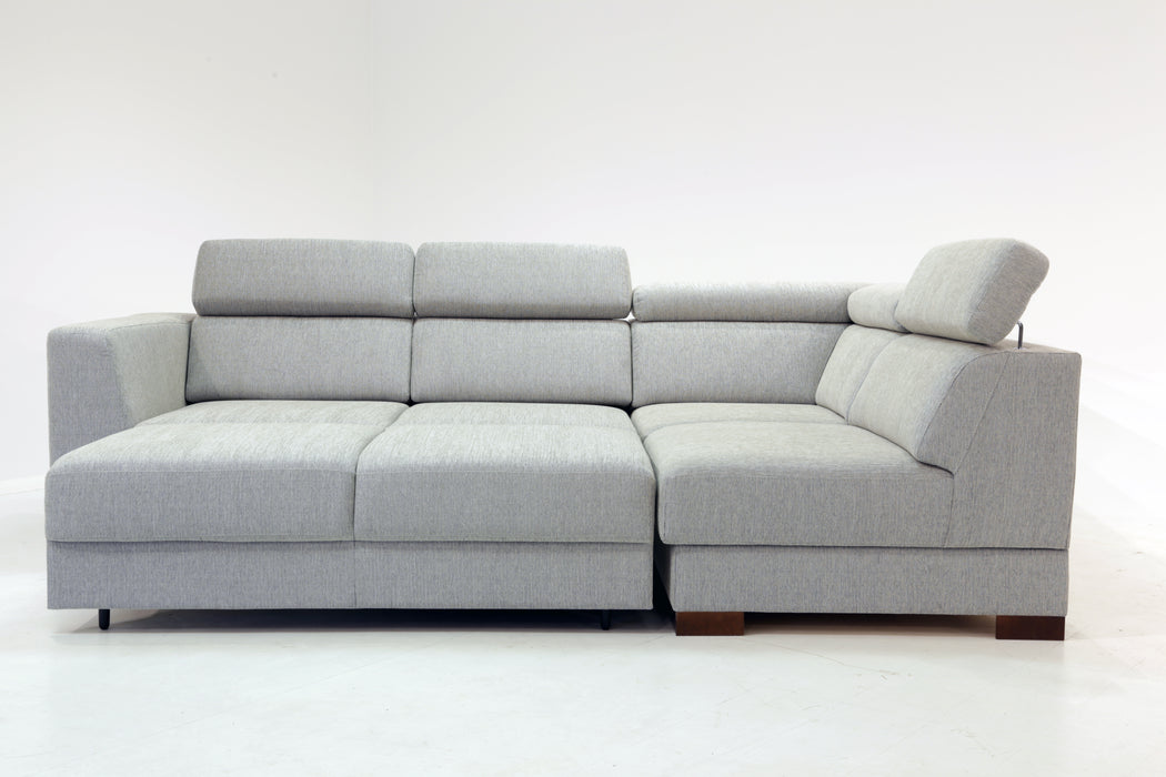 Halti Sectional Sleeper with Move Mechanism